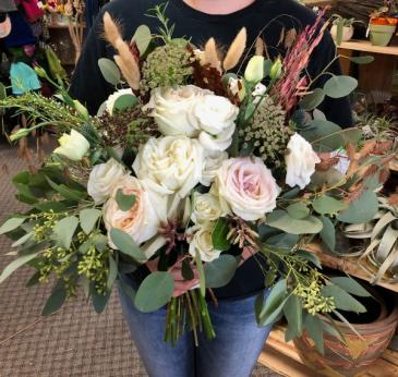 Natural Elements Bridal Bouquet