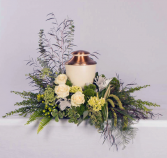 Natural Grace Urn Surround Spray Urn Spray
