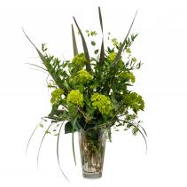 Natural Green Arrangement