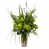 Natural Green Arrangement
