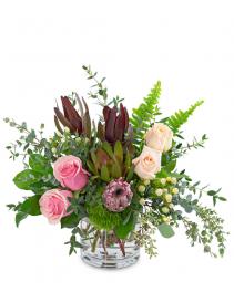 Natural Harmony Flower Arrangement