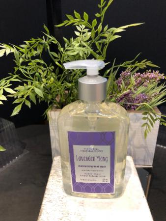 Natural Inspirations Hand Wash - Lavender Ylang