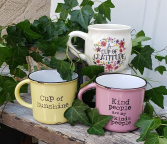 Natural Life Ceramic Mugs