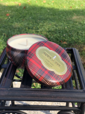 Natural Soi Company Fireside Candle  Candles