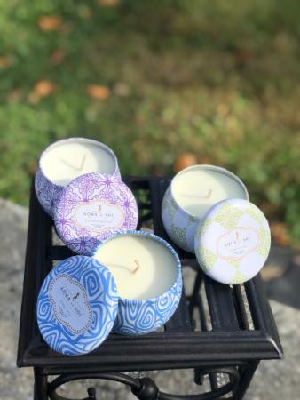 Natural Soi Company Mini Candles  Candles