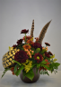 NATURALLY FALL FRESH FLOWER ARRANGEMENT