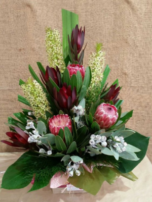 Naturally Protea  Next Day Delivery  in Oakville, ON | ANN'S FLOWER BOUTIQUE-Wedding & Event Florist