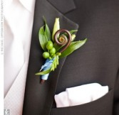 Nature Lovers Boutonniere