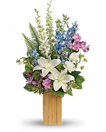 Nature's Best Bouquet TSU01-1