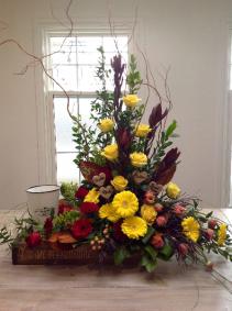Nature's Bounty Cremation Arrangement