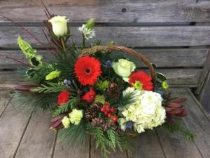 Nature's Gift Basket in Spokane, WA | RITTER'S GARDEN AND GIFT