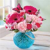 Nature's Kiss Floral Arrangement