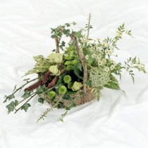 NATURE'S MEMORY FUNERAL ARRANGEMENT