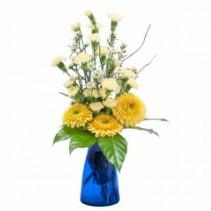 Nature's Smile Fresh Flower Arrangement