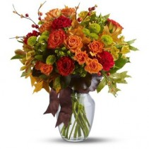 Natures Wonder Bouquet Fall Arrangement