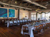 Nautical Wedding Reception