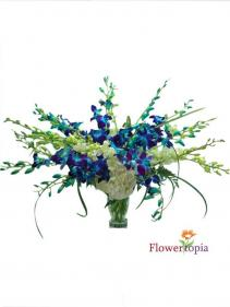 Nebula Flower Arrangement