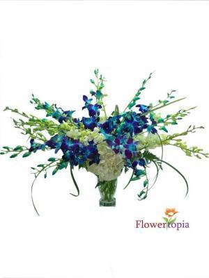 Nebula Flower Arrangement in Miami, FL | FLOWERTOPIA