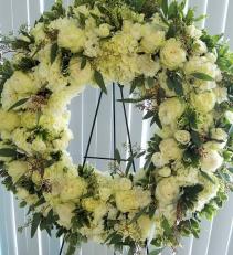 Never Ending Love Funeral Wreaths