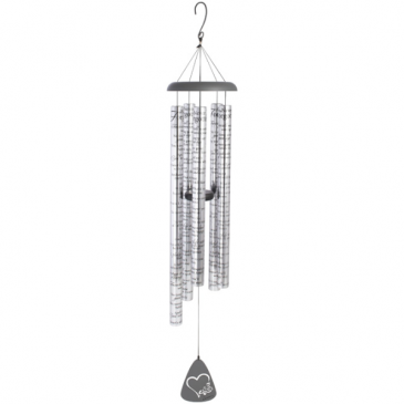 """Never Forgotten 55"""" Sonnet Wind Chime Gifts"""