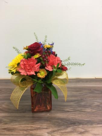 sunny thoughts Floral arrangement