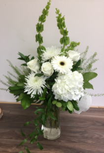 Divine Peace Vase arrangement