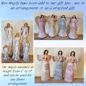 New Angel Gift Line Gifts in Paris, KY | Chasing Lilies Floral