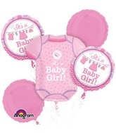 New Baby Balloon Bouquet WFB 105
