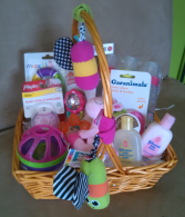 New Baby Basket Basket
