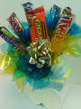 New Baby  Candy Bouquet