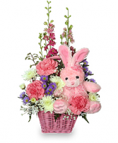New Baby Girl Floral Delivery