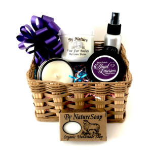 New Baby Gift Basket  in Bluffton, SC | BERKELEY FLOWERS & GIFTS