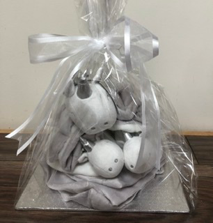 New baby gift idea  Baby blanket gift set