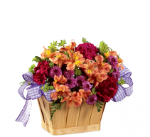 New Dream Basket  Basket Arrangement