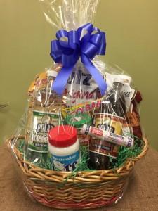 New England Pride Gift Basket