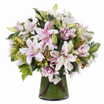 NEW FRAGRANCE  ROSELILY  BOUQUET
