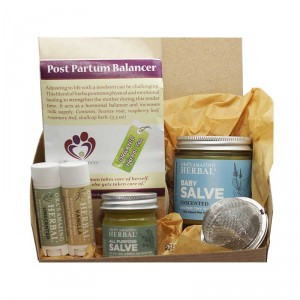 New Mama Gift Box From Ora's Amazing Herbal