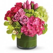 New Sensation Spring Bouquet in Whitesboro, NY | KOWALSKI FLOWERS INC.