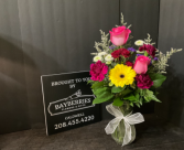 New Sunrise Birthday Bouquet