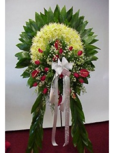 New Sunrise Wreath in Hialeah, FL | JACK THE FLORIST