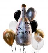 NEW YEARS EVE Balloon Set