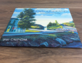 Newfoundland Artwork  Ed Roche 2020 Calendar