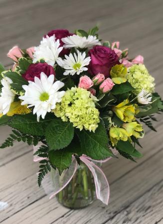 Nice Fresh Bouquet