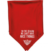 Nice Things Pet Bandana