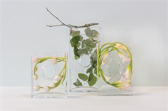Niche Glass Vases