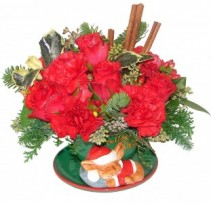 Night Before Christmas Bouquet