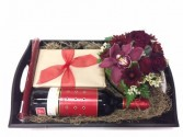 Night of Romance Gift basket