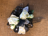 night out corsage