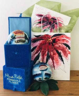 Nina Fritz Package Gift Item in Pensacola, FL | JUST JUDY'S FLOWERS, LOCAL ART & GIFTS