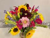 NJ Farmers Flowers Floral Arrangement